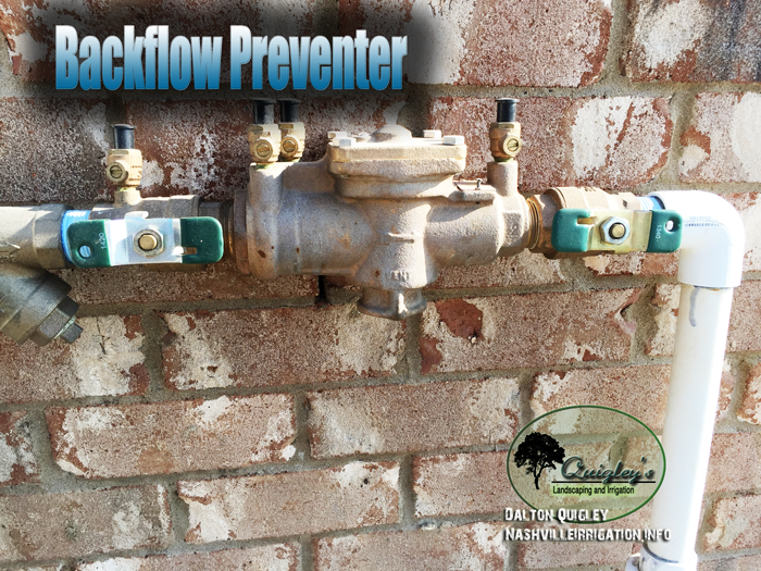 Backflow-preventer-Nashville, help with a failed backflow inspection in Nashville, Brentwood, Franklin, Spring Hill, and Nolensville TN.
