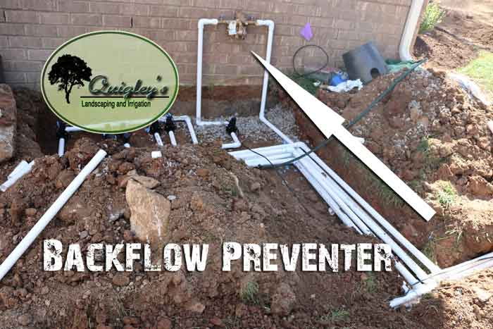 Backflow-preventer-Nashville, Brentwood, Franklin, Spring Hill, and Nolensville TN Irrigation help.
