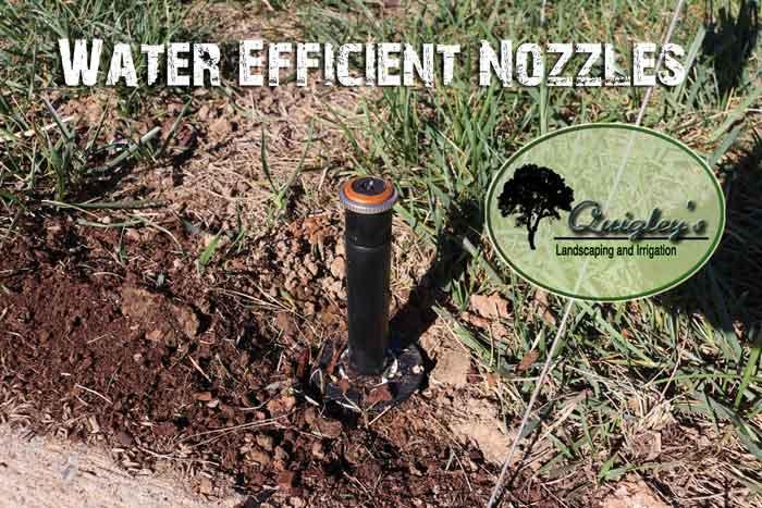 Water-efficient-nozzles-Nashville, Brentwood, Franklin, Spring Hill, and Nolensville TN Irrigation help.